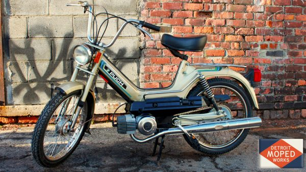 Puch Maxi Gold