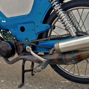 Blue Puch Maxi (SOLD)