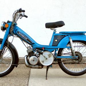 1981 Blue Motobecane Romp (SOLD)
