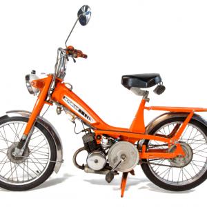 1977 Orange Motobecane 50TL (SOLD)
