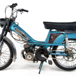 1978 Blue Silver Motobecane Moby 50VLC (SOLD)
