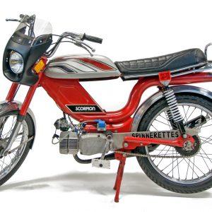 1978 Scorpion SC-2X (SOLD)