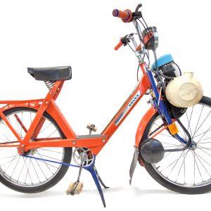 1975-76 Blue and Orange VeloSolex 4600 V2 (SOLD)