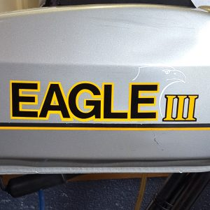 NEW Reproduction Sachs Eagle III tank decal set