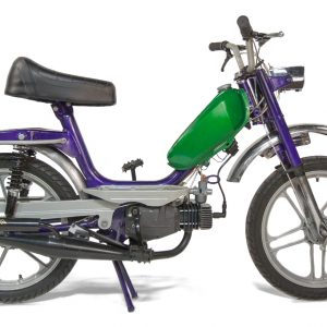 Custom 1977 Purple & Green Mototecnica Gabbiano V1 (SOLD)