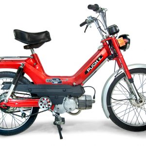 1978 Red Puch Maxi (SOLD)