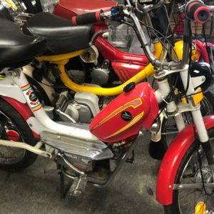 1976 Red and White Carabela MotoMatic (SOLD)