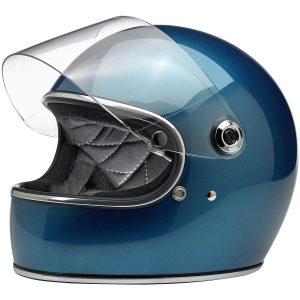 Biltwell Gringo S Pacific Blue ECE Helmet