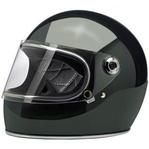 Biltwell Gringo S Sierra Green ECE Helmet