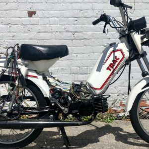 1984 Trac Liberty project – as is (SOLD)