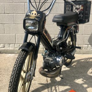 Rare 1986 Puch Maxi Sport LS2 from private collection – as is (SOLD)