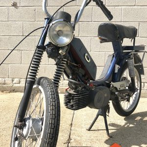1994 Custom Jawa with skull tank project – as is (SOLD)