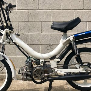 Rare 65cc Puch Korado from private collection – as is
