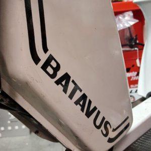 Batavus Starflite reproduction tank decals