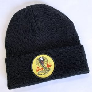 Contenders Cobra Kai Skeleton Beanie Hat