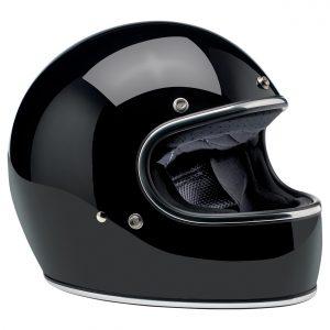 Biltwell Gringo Gloss Black ECE Helmet