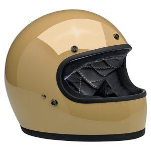 Biltwell Gringo Gloss Coyote Tan ECE Helmet