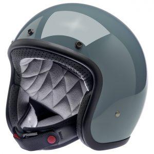 Biltwell Bonanza Gloss Agave Helmet