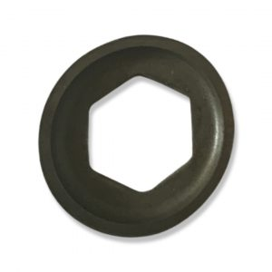 Puch ZA50 roller retainer thrust plate (4.8mm) (used)