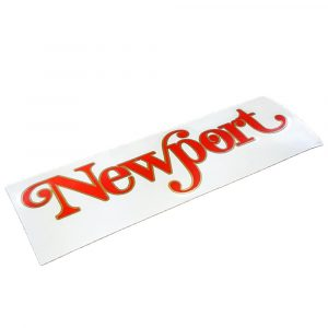 Reproduction Puch Newport decal set