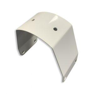 Tomos OEM WHITE fork fender bracket