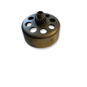Puch ZA50 clutch drum – 16 teeth (used)