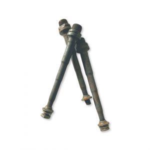 Solex Pedal Spindles Left  (NOS)
