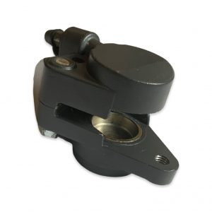 Black Front Disc Brake Caliper- flat mount (Used)