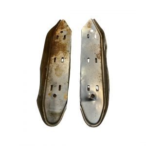 Motobimm Foot Rests- Chrome (Used)