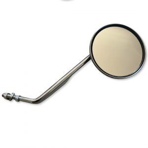 Chrome Adjustable Mirror for Mopeds (NOS)