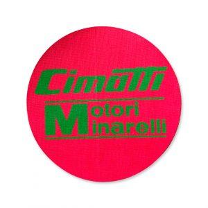 Cimatti Motori Minarelli Circle Sticker (NOS)