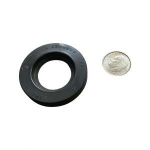 Puch E50 Black Colored Seals For Mopeds (NOS)
