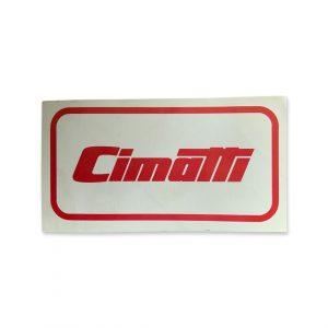 Cimatti Small Stickers (NOS)