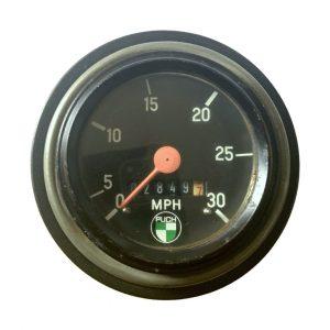 Puch VDO Speedometer- No Sticker #2 (Used)