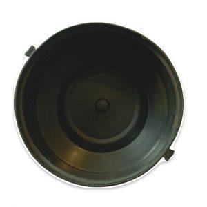 Batavus Flywheel Cover-Black (Used)