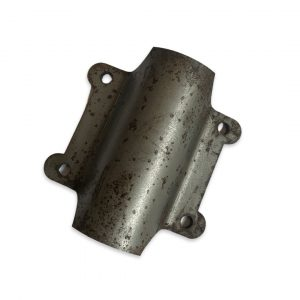 Puch Maxi Swing Arm Back Mount Plate- Gray (Used)