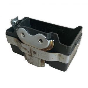 Honda Urban Express Nu 50 Deluxe Battery Box Bottoms- Some Rust (Used)