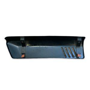 Honda Exhaust/Heat Shield- Black (Used)