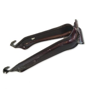 Puch Maxi Swing Arm- Scraped Up Burgundy (Used)