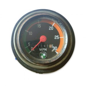Puch VDO 30MPH Speedometer- #3 (Used)