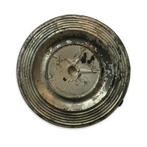 Batavus Flywheel Cover-Silver (Used)
