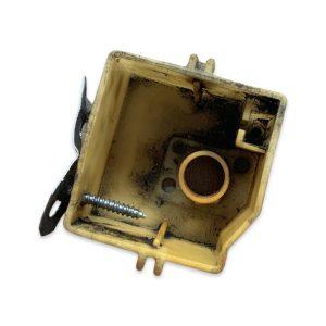 Sachs Air Box Half (Used)