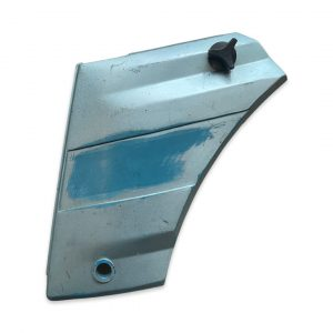Peugeot 102 Side Cover- Blue (Used)