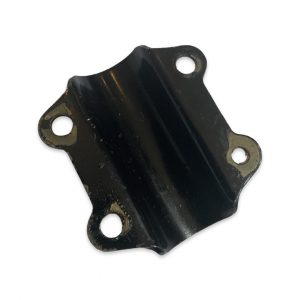 Puch Maxi Swing Arm Back Mount Plate- Black (Used)