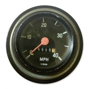 Puch 40MPH Speedometer (Used)