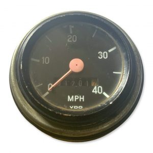 Puch 40MPH Speedometer- No Case (Used)