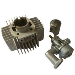 Puch 38mm Cylinder w/  Carburetor (Used)