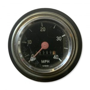Puch 40MPH Speedometer- No Sticker (Used)