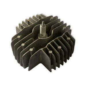 Puch 38mm Cylinder Head (Used)