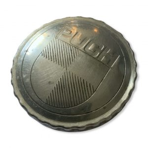 Original Puch Gas Cap-With Logo (Used)
